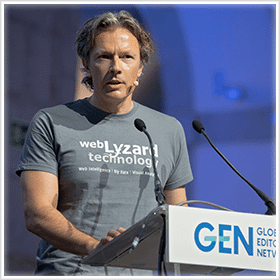GEN Summit 2018 - Arno Scharl, webLyzard technology