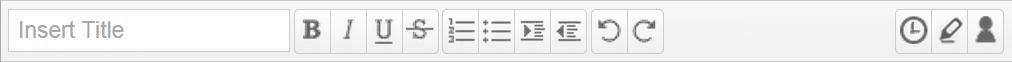 editor-formatting-tools