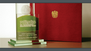 Austrian National Award - Multimedia and E-Business 2008
