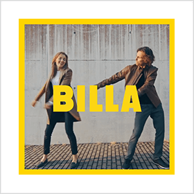 retail Brand Communication - BILLA Live