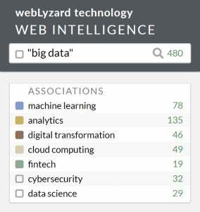 Search Selection in Associations Widget