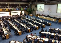 UNEA2 Summit Plenary Session
