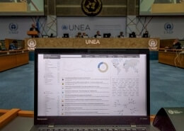 Opening Session of UNEA-2 Summit, UNEP Live Web Intelligence