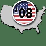 US Election 2008 Web Monitor