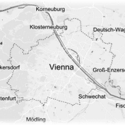 Geographic Map / City of Vienna