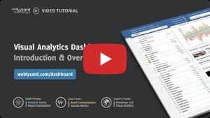 Visual Analytics Dashboard Tutorial