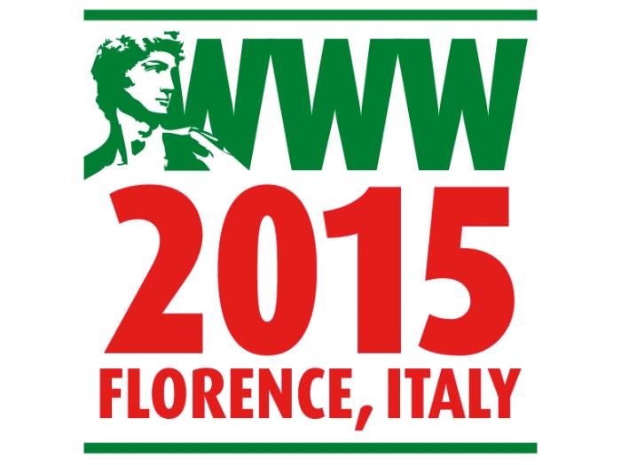 WWW-2015 Logo